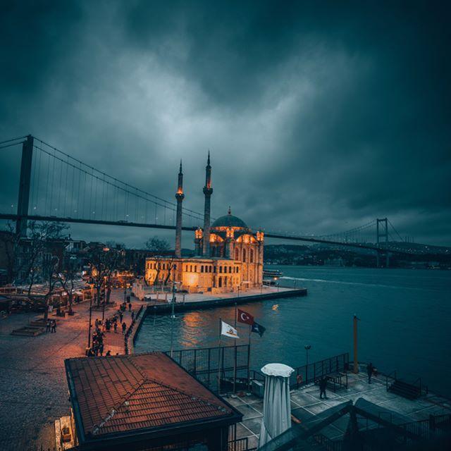 Istanbul... #Istanbul #bosphorus #sonyalpha