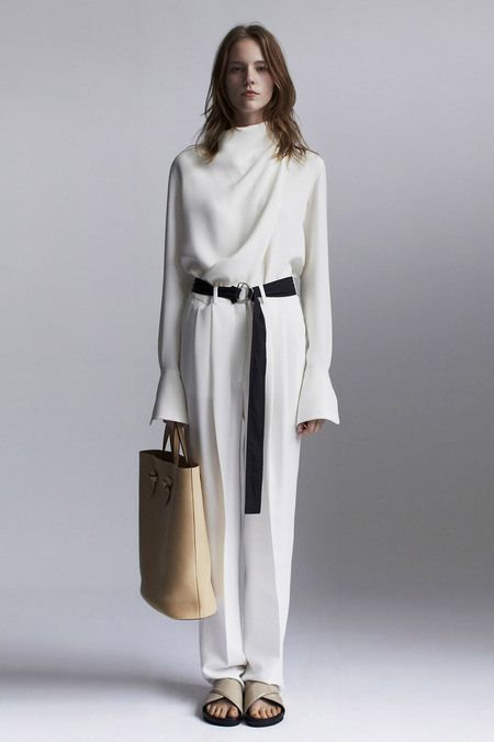 White Light: love this charming, successful outfit