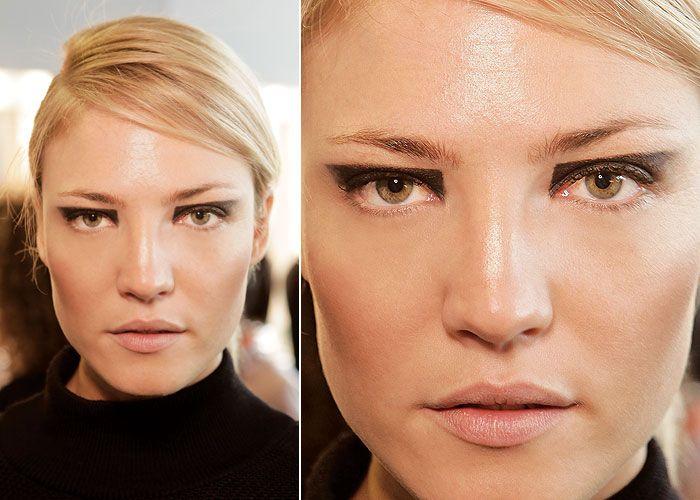 Maquiagem Geométrica