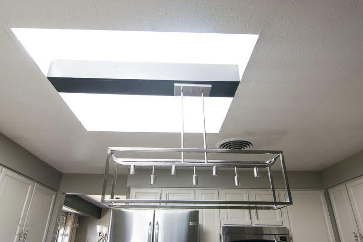Küchenumbau Die SkylightTragödie Küchenumbau