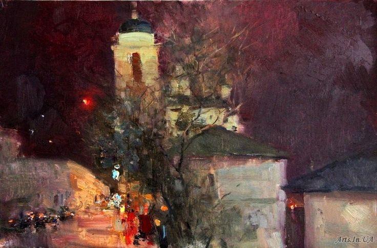 Ночная прогулка - Бобров Александр