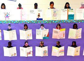 Tupelo Honey: A Fun Bookworm Wall Display