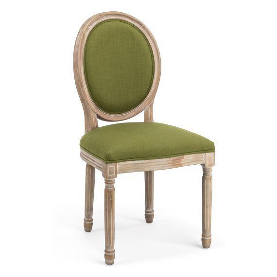 """Židle zelená """"LOUIS"""""""