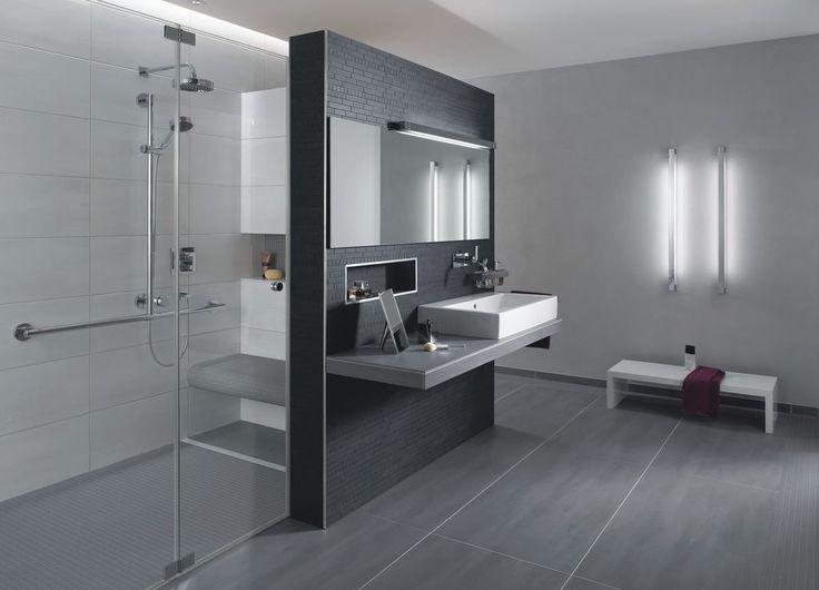 Gemauerte dusche modern  Die besten 20+ Offene duschen Ideen auf Pinterest | Stein Dusche ...
