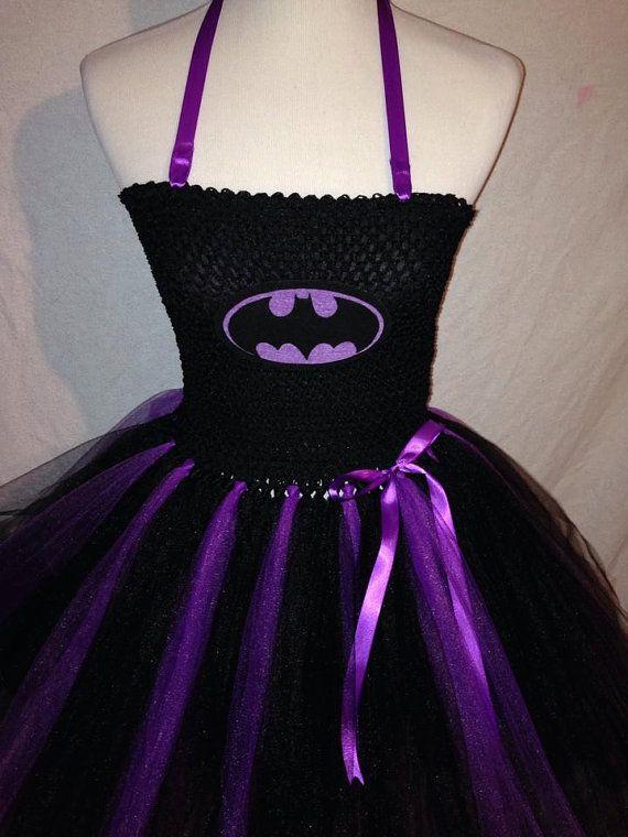 Hey, I found this really awesome Etsy listing at https://www.etsy.com/listing/186141035/purple-batgirl-superhero-tutu-costume