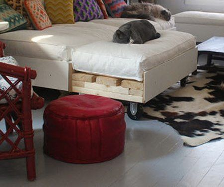 Desire To Inspire   Diy Couch