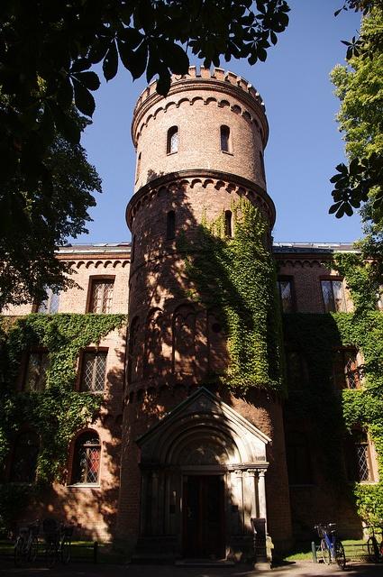 University building, Lund, Sweden... my future school...??????