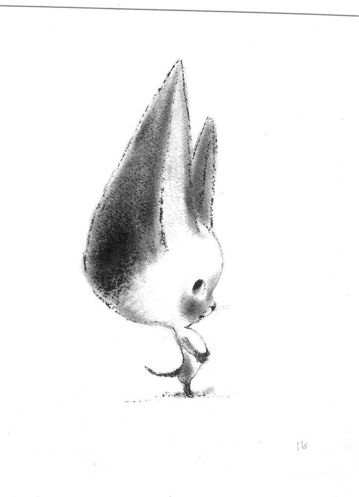 Skippy Jon Jones by Judy Schrachner, love this lil' guy!