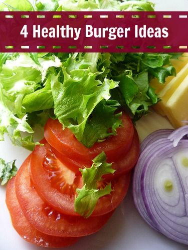 It's about time to bust out that grill...ready for some new, healthier burger ideas to kill that burger boredom?