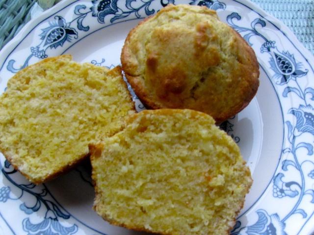 Rita's Recipes: Corn Muffins in a Jiffy