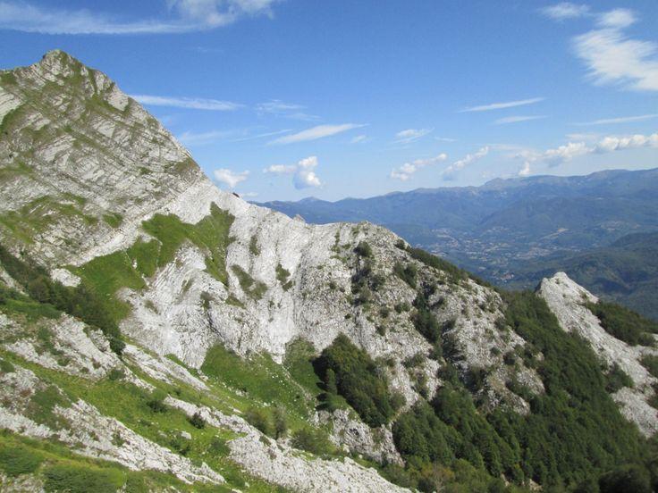 Alta Via delle Alpi Apuane - Trekking Toscana