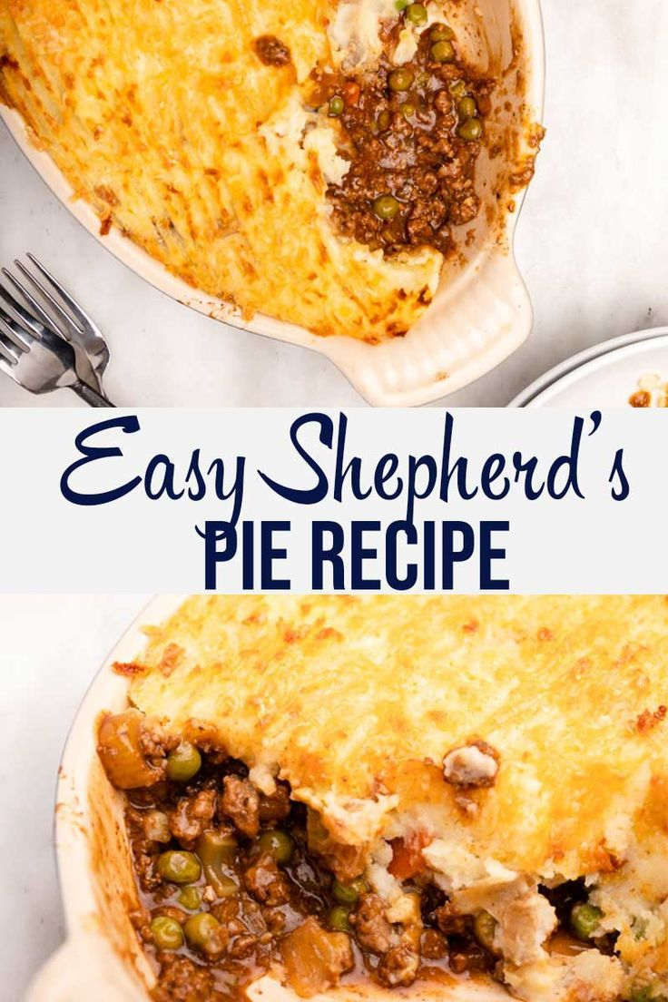 Shepherd S Pie Traditional Easy Recipe Confessions Of A Baking Queen Recipe Recipes Shepherds Pie Recipe Easy Shepherds Pie