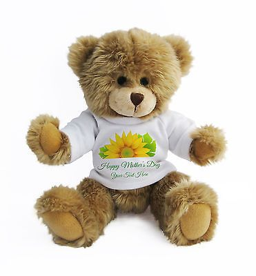 Personalised name #mothers day #charles teddy bear soft toy gift #designs for mum,  View more on the LINK: 	http://www.zeppy.io/product/gb/2/321859484941/