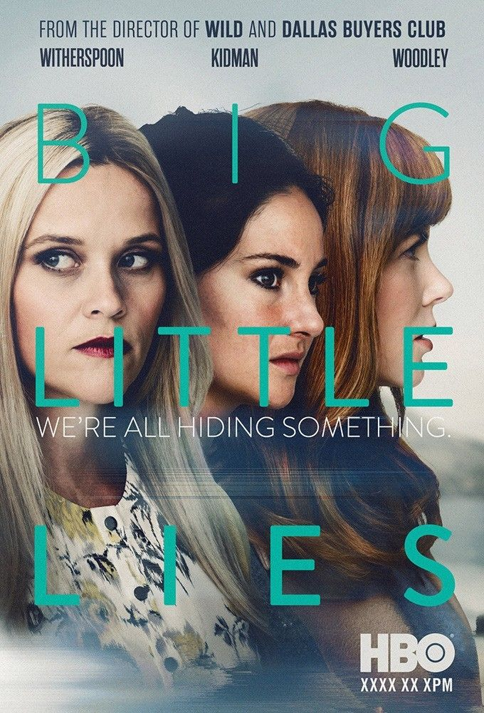 Pin by Once Eddie on What's popular TV | Big little lies, Tv