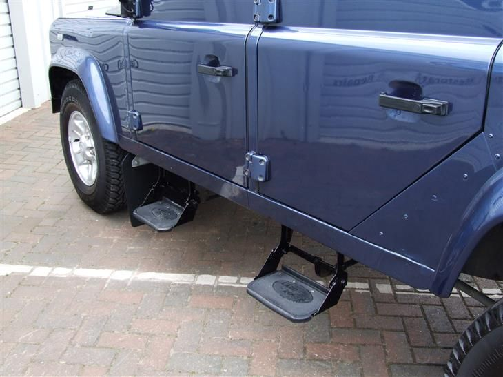 Used 2005 Land Rover Defender TD5 XS DCB for sale in Cambridge from Wallis and Son Ltd.