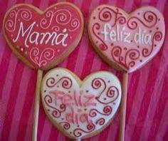 Resultado de imagen para bombones decorados para dia de las madrees