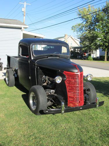 old beer delivery trucks | 1938 Chevy Truck 1 5 Truck For Sale | Autos Weblog