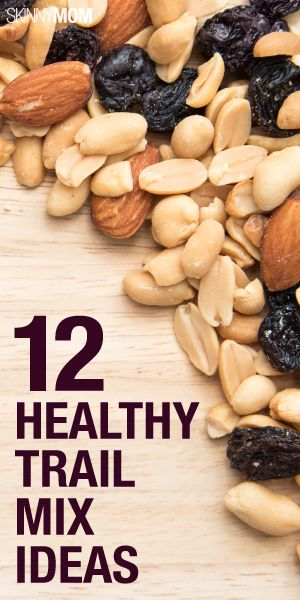 Healthier trail mix recipes you'll love!