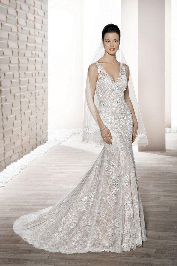 Νυφικά Φορέματα Demetrios Collection - Style 708