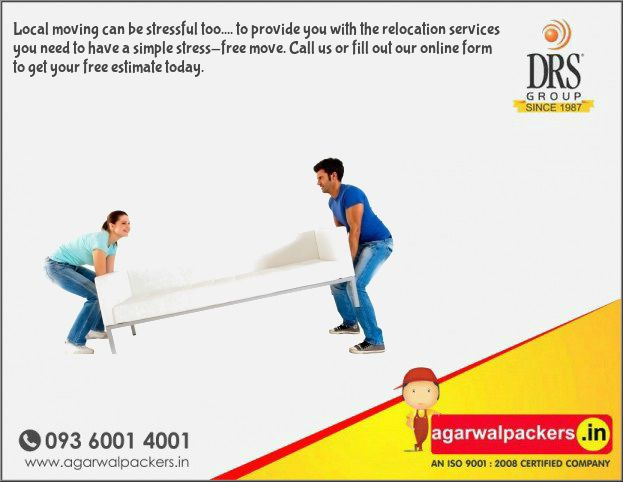 We strive to provide a variety of moving resources geared to offer a more personalized moving experience. Agarwal Packers & Movers - DRS Group Our website: http://www.agarwalpackers.in/ #AGARWALPACKERSANDMOVERS #Agarwal #packers #movers #drsgroup #Largestmovers #bestpackersandmovers #india #SafeRelocation #Household #Transportation #Relocation #Shifting #Residential #Offering #Householdpackers #Bangalore #Delhi #Mumbai #pune #hyderabad #Gurgaon