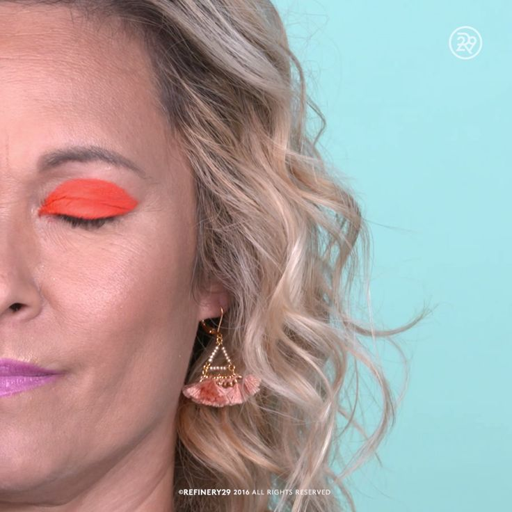 How to: Rock orange eyeshadow. Forget about thinking pink. Meet the inspiring women who refuse to let an incurable, deadly disease like metastatic breast cancer tell their story for them.