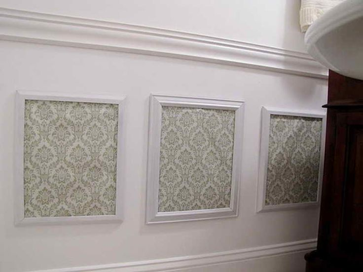 Wainscoting Using Picture Frames - Page 7 - Frame Design & Reviews ✓