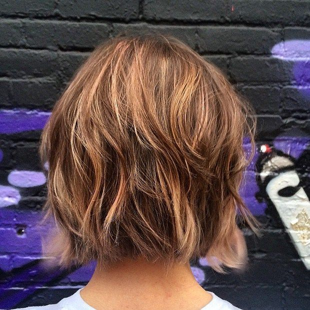 Messy Bob Hairstyles sexy messy bob hairstyle for night out 50 Messy Bob Hairstyles For Your Trendy Casual Looks