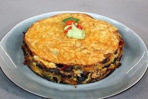 Mexicaanse tortillataart - Recept | 24Kitchen