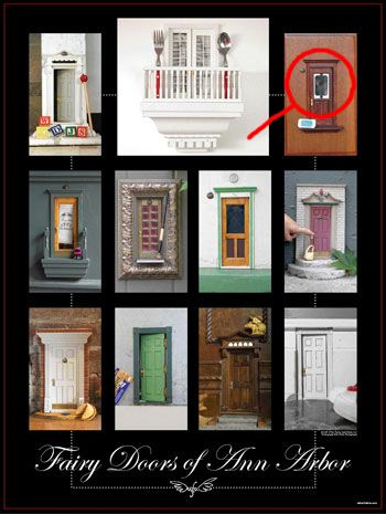 I will be getting fairy doors for my future daughter's room :) Tooth fairy door ideas