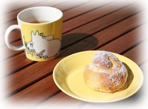 Pullahiiren leivontanurkka: Kristallipullat - ehkä maailman parhaimmat pullat :o)