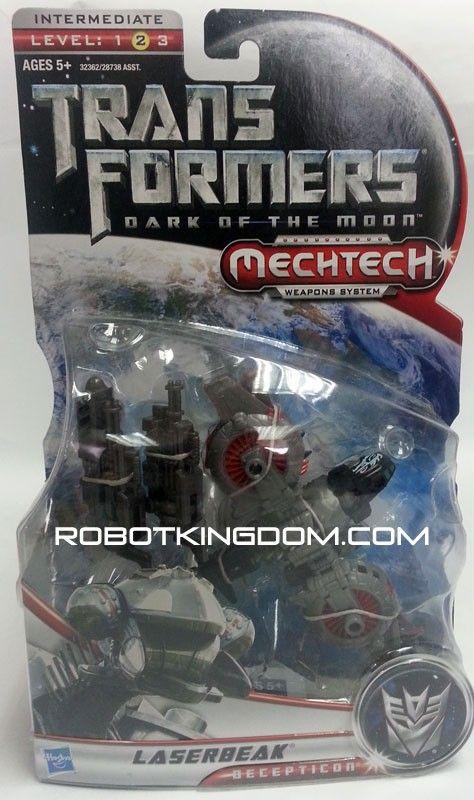 dotm deluxe laserbeak moc (hasbro transformers) warehouse found! #transformer