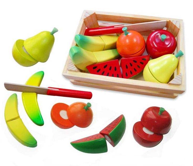 Fun Factory - Play Food Fruit Crate #EntropyWishList #PinToWin