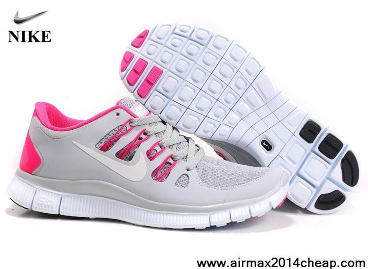 Buy New Gray Pink Nike Free 5 0 579959 988 Womens Shoes Store
