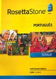 Rosetta Stone Version 4 TOTALe: Portuguese (Brazil) Level 1 - 3 Set - Mac|Windows, Multi