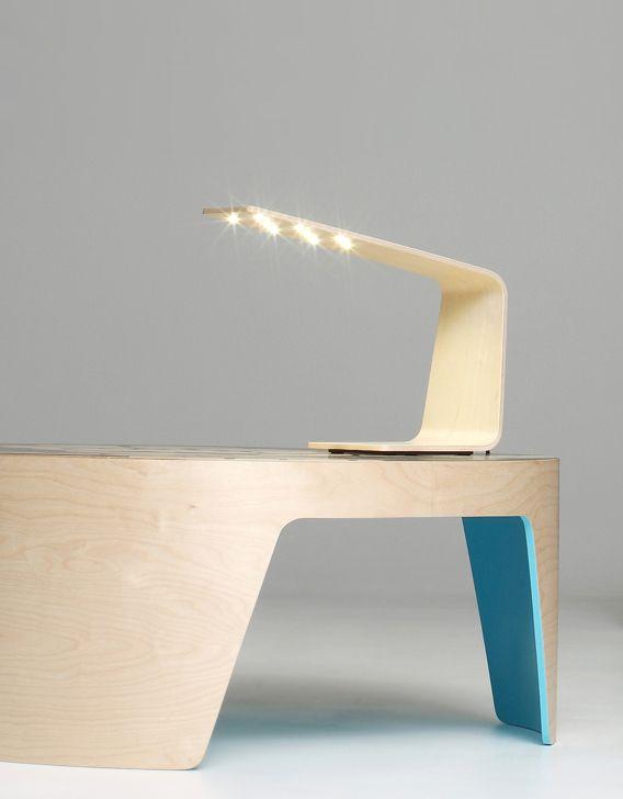 Tunto LED Table Lamp by Mikko Karkkainen 6