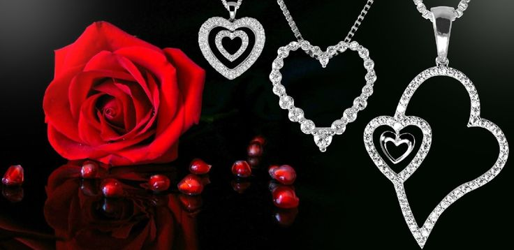 Make it a Valentine's Day she'll always remember...with an unforgettable gift.
