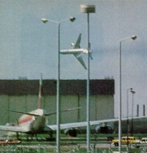 On 25 May 1979, American Airlines Flight 191, following improper maintenance and the loss of an engine, a McDonnell Douglas DC-10-10, lost control and crashed near O'Hare International Airport in Des Plaines, Illinois. The crash killed all 271 passengers and crew on board, as well as two people on the ground. It remains the deadliest commercial aircraft accident in the United States history, and was also the country's deadliest aviation disaster until the September 11 attacks in 2001.