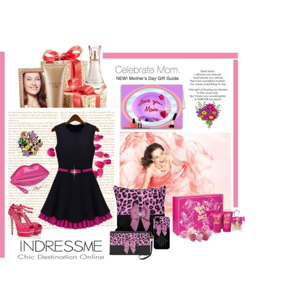 """Indressme :Happy Mothers' Day Contest"" by elena-indolfi on Polyvore"
