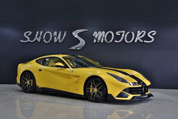For sale Ferrari F 12 Berlinetta at @ShowmotorsLLC for more details and choices please visit http://www.dzooom.com/show-motors-dubai/cars