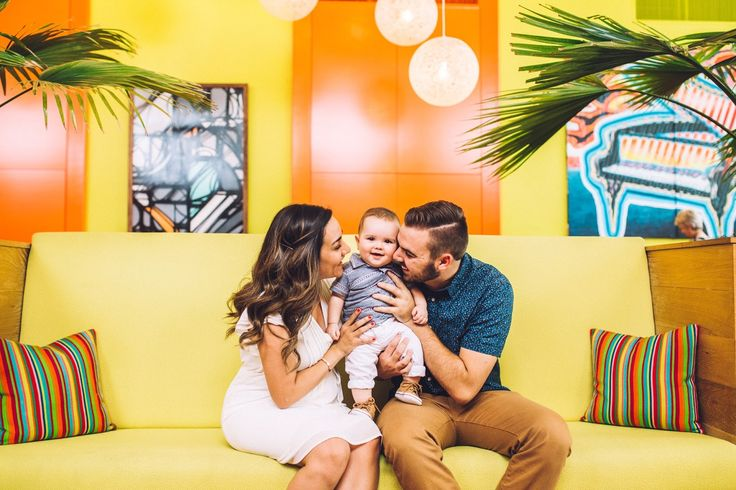 With Love, The Hatches- Family Portraits at the Saguaro Hotel