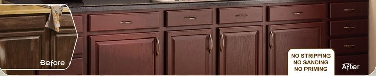 25 Best Ideas About Cabinet Transformations On Pinterest