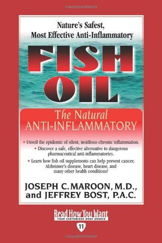 Fish Oil: The Natural Anti-inflammatory by Joseph C. Maroon http://www.amazon.com/dp/1591201829/ref=cm_sw_r_pi_dp_0QSdwb1M0VZDN