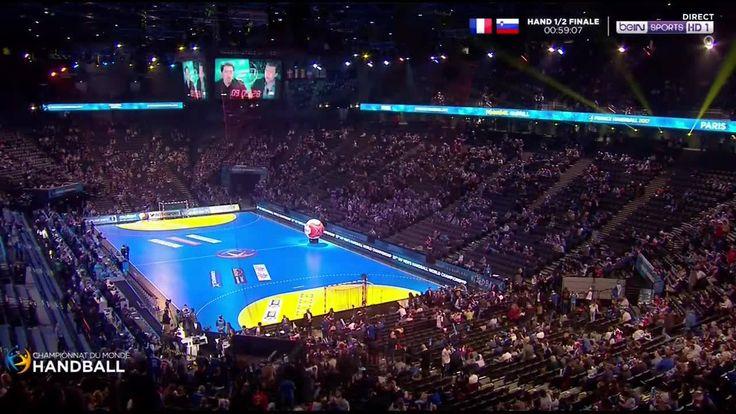 [LIVE] Championnat du Monde de Handball 2017 - Demi-finale > FRANCE- Slovénie en direct sur beIN SPORTS 1 #beINHAND2017 #FRASLO
