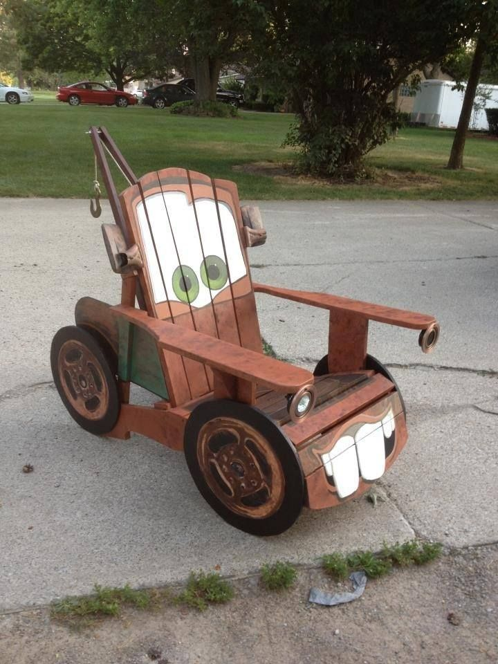 Cool Mater Chair!!