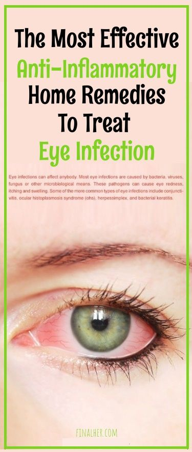 Eye infections can affect anybody. Most eye infections are caused by bacteria, viruses, fungus or other microbiological means. These pathogens can cause eye redness, itching and swelling...