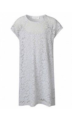 Rosemunde Dress quiet grey (M)