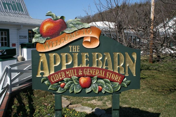 The Apple Barn - Cider Mill & General Store #sevierville