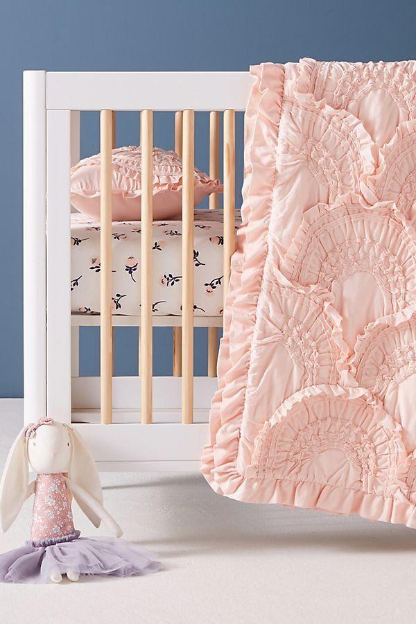 Rivulets Toddler Quilt Toddler Bed Girl Toddler Quilt Kids Bedding Quilt