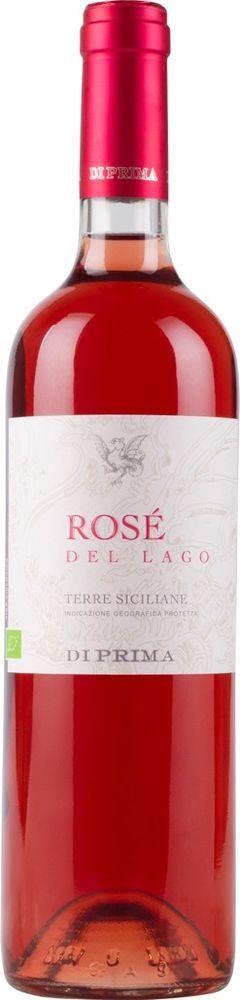 Vino Rosè del Lago  biologico Di Prima IGP 2012