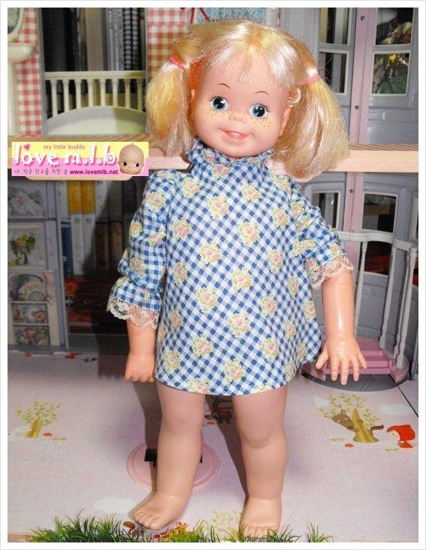 1972 ⓒHasbro Sweet Cookie Little Girl 2